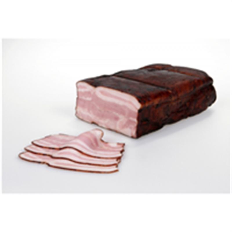 anglická slanina, původ ČR